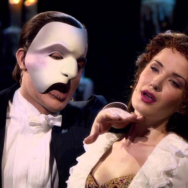 Muzyczne inspiracje #6: Phantom of the Opera
