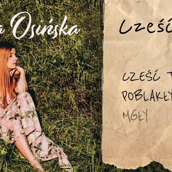 "Dorota Osińska – ""Cześć, to ja"""