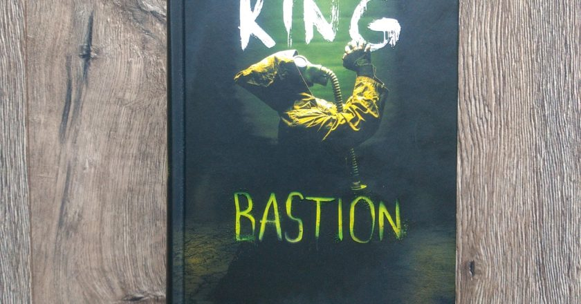 """Bastion"" Stephen King – książka"