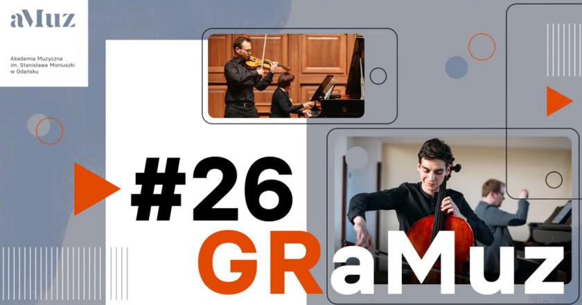 GRaMuz #26   Jakub Grzelachowski, Adam Bruderek