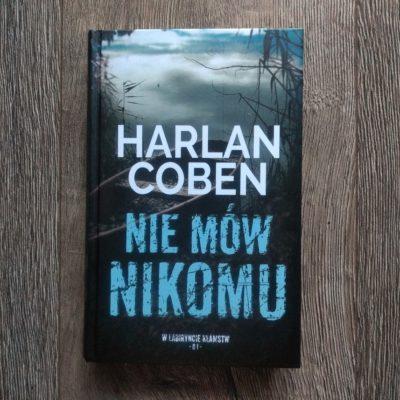 """""""Nie mów nikomu"""" – książka"""